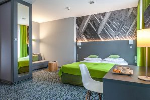 Pokoje w Hotelu Villa Park